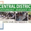 Central District Community Street Fair